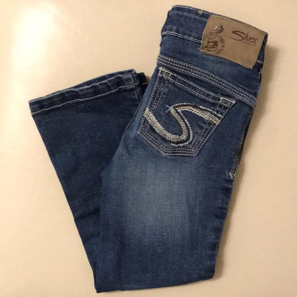c654013e Silver Jeans Bottoms | Toddler Silver Denim Jeans | Poshmark